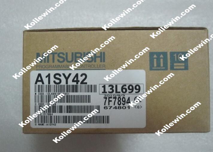 A1SY42 Output PLC Module.<br>