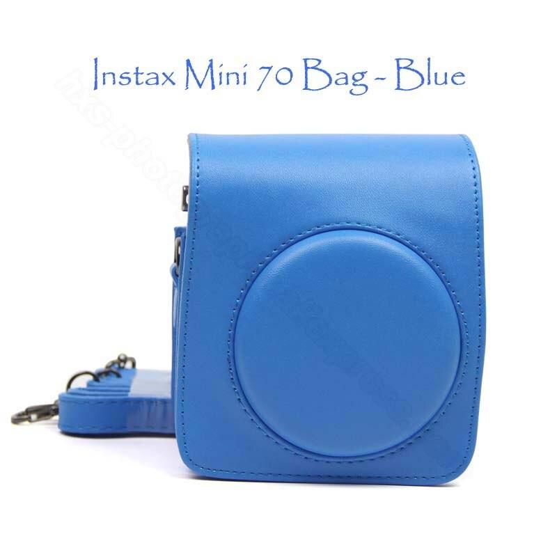 classic bag - blue