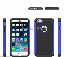 Defender Hybrid Rugged Rubber Hard Football skin Case Cover For Apple iPhone 6 plus 6S Plus  5.5 inch