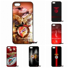 Hard PC Skin accessories SL Benfica Logo Phone Case For Xiaomi Redmi Note 2 3 3S 4 Pro Mi4 Mi4C Mi5S Mi MAX iPod Touch 4 5 6