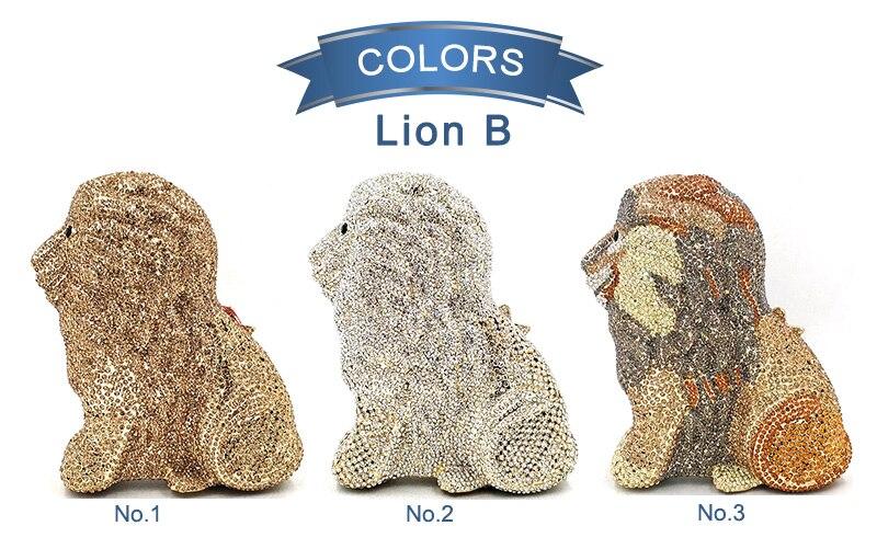 Lion B LK062643-colors