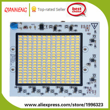 100W 10000lm 150*125mm China flood lamp SMD5730 led pcb Directy connect to 220v voltage ac led high PF low THD(China)