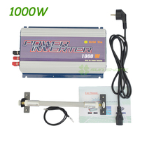 Free shipping1kw /1000w wind grid tie inverter build in controller 3phase input AC22-60V/AC 45-90V, output.AC 90-140V/190-260V(China)
