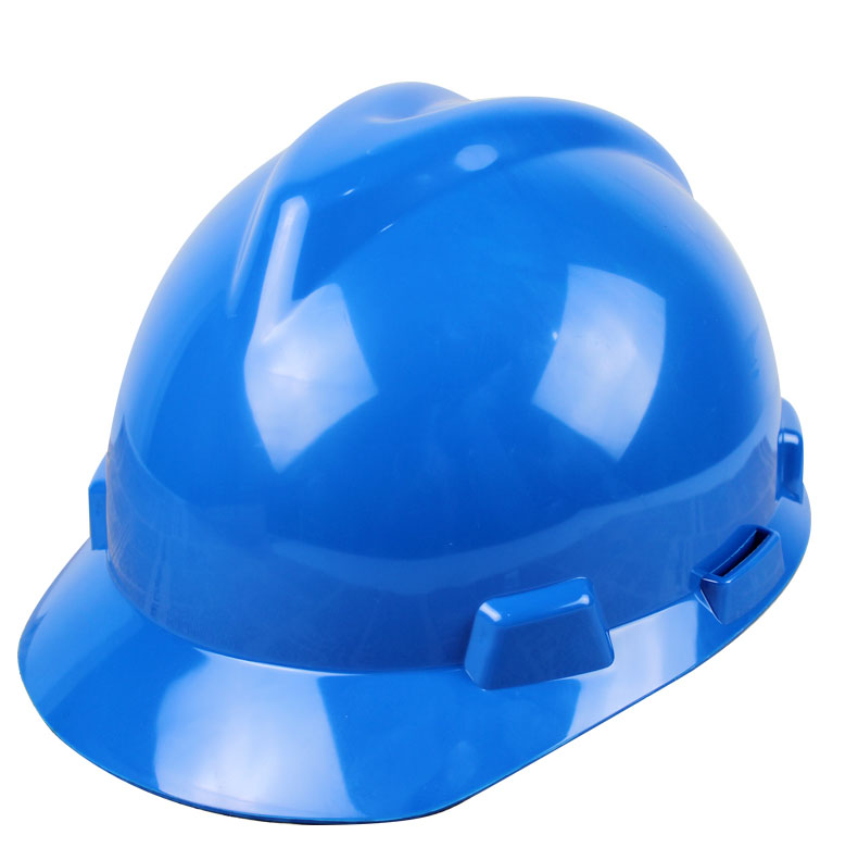ABS high strength antisquashy smash-proof safety helmet Construction V shape protective hard hats work protective safety cap<br>