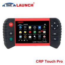 100% Original LAUNCH Creader CRP Touch/Touch Pro Full System Diagnostic EPB/dpf/TPMS/ Service Reset /Golo /Wi-Fi Update Online