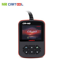 100% Original Launch CR-HD Truck Code Scanner Launch CR-HD Heavy Duty Truck Code Reader Free Update Online