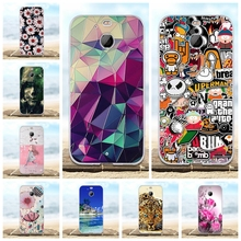 For HTC 10 EVO / Bolt Case Soft TPU Silicone Fundas Coque For HTC 10 EVO Phone Case 3D Flower Shell Bags For HTC Bolt Back Cover(China)
