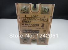 10PCS Solid State Relay Omron Type 240VAC 25A(China)