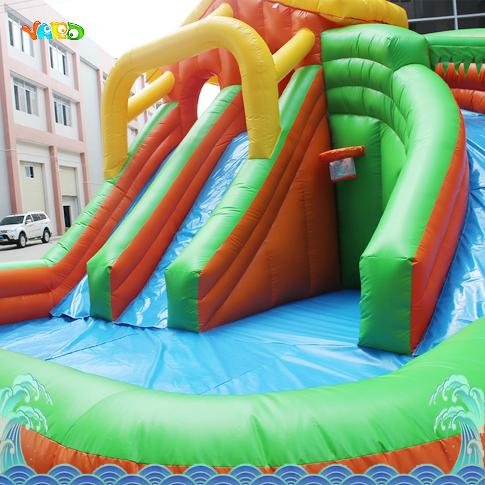 9245 inflatable water slide 2