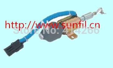 Manufacturer Stop Solenoid Valve 1756ES-12E3ULB1S1 SA-4813-12 for 12V<br>