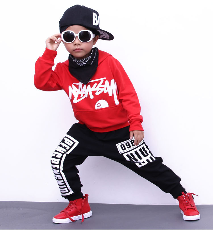 boys hoodie and pant sets 1039-7