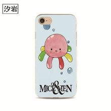 squidgy phone case for iPhone 6 7 plus 4 4s 5 5s 5c se 6s for apple cheap cell phone black clear covers