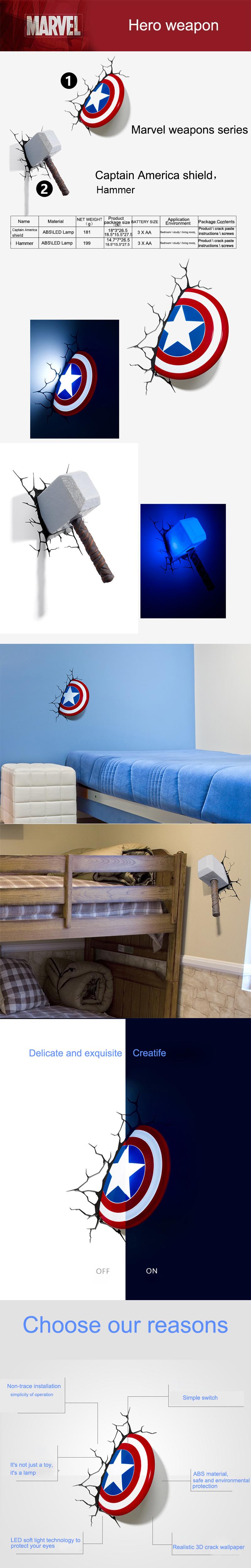 l/ámpara de Mesa de superh/éroe Hulk con Mando a Distancia para decoraci/ón de Dormitorio de ni/ños Magiclux 3D Illusion Hulk Figura de luz Nocturna para ni/ños y Fans de Hulk