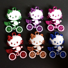 5PCS/LOT Wedding favor and gifts hello kitty accessory for diy craft  party supply marriage decoration
