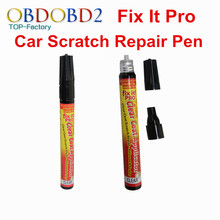 Fix It Pro Clear Car Scratch Repair Pen Simoniz Fix It Pro Clear Car Scratch Repair Painting Pen Clear Coat Applicator(China)