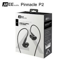 Buy New MEE audio PINNACLE P2 High Fidelity Audiophile In-Ear Headphones Detachable Cables HIFI Bass Noise Isolating Earphones for $108.56 in AliExpress store