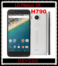 LG Google Nexus 5X H790 Original Unlocked GSM 4G LTE Android 5.2'' 12.3MP Hexa Core RAM 2GB ROM 32GB Mobile phone Dropshipping