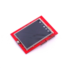 LCD module TFT 2.4 inch TFT LCD screen for Arduino UNO R3 Board and support mega 2560(China)