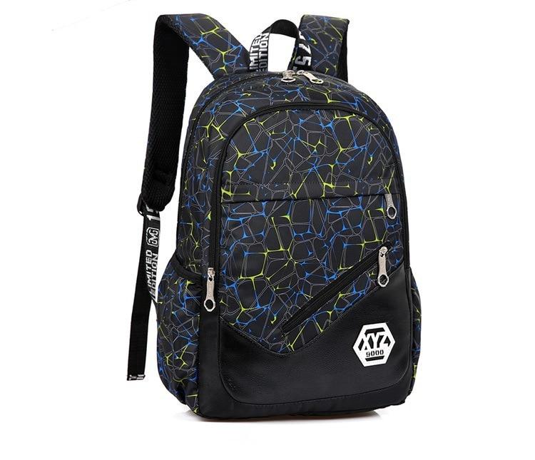 حقائب مدرسية عالية الجودة قماش 27