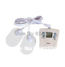 DHL Freeshipping 100pcs/lot New Portable Mini Body Massager ELECTRONIC MASSAGER ACUPUNCTURE THERAPIST BACK BODY For office lady(China)