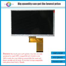 Free Shipping 7'' LCD screen KR070PE7T for Freelander PD10 PD20 Tablet PC MID(China)
