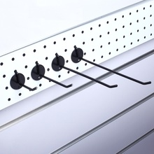 20Pcs/Lot Wall Panel Display Hook Hanger Rack For Store Supermarket(China)