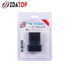 ZOLIZDA Launch M-Diag lite for iOS Android OBDII MDiag EZdiag BT Connector Get One Free Car Software Better Than Easydiag