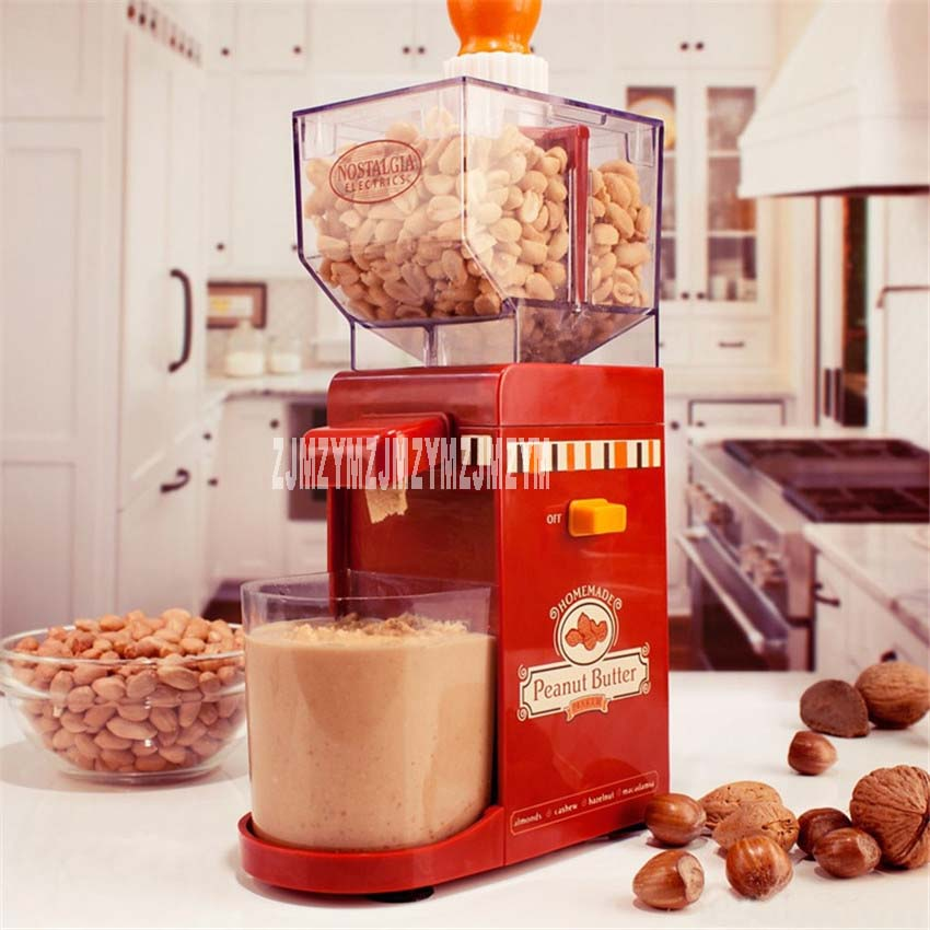 150W Peanut Butter Domestic Coffee Machine Peanut Butter Make Peanut Butter Milling Machine 220 V/50Hz Grinding Small Grinder<br>