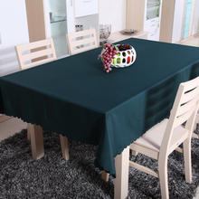 All size Tablecloth Polyester Rectangular Round Wedding Tablecloth Hotel Party Table Cloth Decorations 20 colors for option(China)