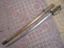Collectable WWII Japanese Samurai Katana/ DAO/sword