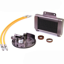 RSZ JOG100 Motorcycle Scooter Engine Oil Cooling Radiator System