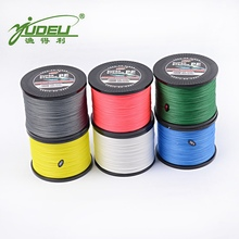 1000M Fishing Reel PE Wire 4 Braided Fishing Line Bait lure Accessory Strong Line Carp Sea Fish Cord Tackle Accessories