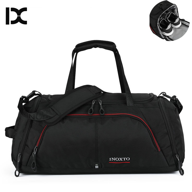 Large Sport Bag Gym Bags Travel Fitness Durable Handbags Large Outdoor Sporting Big Waterproof Shoulder Shoes For Male XA416WA<br>