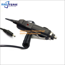 DC 3.5mm Car Charger Adapter Power Supply Cord for Cobra Radar Detector for camera charger(China)