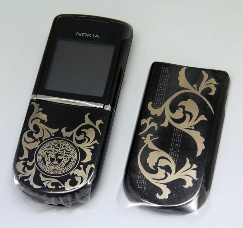 Original Unlocked GSM NOKIA 8800 Sirocco Mobile Cell Phone 8800se 8800D Phone & Russian Keyboard