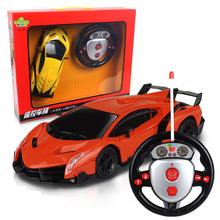 Simbable Kidz Racing remote control car toys for children 4 channels 1:24 wirless RC car drift carro controle remoto
