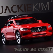 High Simulation 1:32 Volvo XC Coupe Model Alloy Car Exquisite Toys Car Model Styling the Fast and Furious Kids Toys(China)
