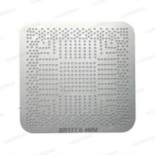 SR177 SR1JJ SR173 SR175 SR176 SR178 SR179 Stencil Template 0.4 MM Best Quality  BGA Reball Directly Heat Stencils Free Shipping