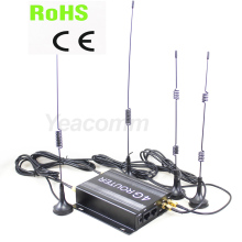 R320 Series WIFI LTE car 4g router with sim card slot and external SMA antenna(China)
