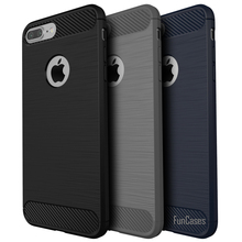 5s Luxury Soft Silicone TPU Back Cover Case for iPhone 7 7 Plus 6 6s Plus Phone Bag Anti-Knock Fundas Coque Case for iphone 5 SE