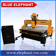 ELE1212 Woodworking CNC router, heavy duty body, making 3d relief, sculpture, doors, furniture, etc.