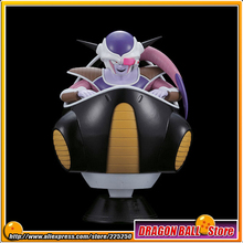 "Japan Anime ""Dragon Ball Z"" Original BANDAI Figure-rise Mechanics Action Figure - Frieza's Small Pod Plastic Model(China)"
