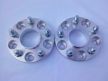 A pair of (2), 5 x4. 5 (114.3 mm), hole is 59.1 mm, wheel adapters, wheel spacers,  for Great Wall V80 teng wing (2011-2013),
