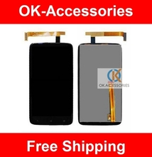 For HTC one x G23 lcd Display Completed Assembly LCD For HTC One X S720E G23 1PC/Lot Free Shipping