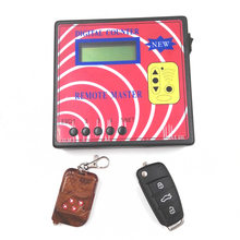 Digital Counter Regenerate RF Remote Master Key Programmer/ Radio Frequency Tester/Transponder Programmer with 2pcs Model A Key