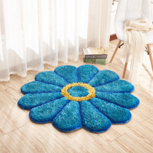 Buy 3D Sunflower Carpets Living Room Warm Home Area Rugs Bedroom Computer Chair Floor Mat Hallway/Cloakroom Carpet/Rug for $47.01 in AliExpress store