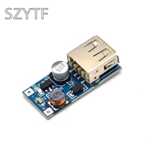 5VDCDC boost module 0.9V ~ 5V l 5V USB power booster module Boost Mobile Boost board