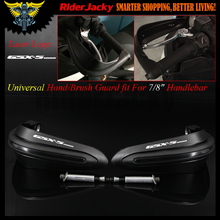 "Universal Matte Black Motorcycle Hand Guards Motocross Dirtbike Handguards For Suzuki GSX-S1000 With 7/8"" 22mm Handlebar"