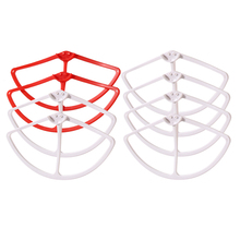 "4Pcs RC Quadcopter Propeller Protector for DJI Phantom 2 3 1 FC40 Vision Vision+ 9"" 9443 Remote Drone"