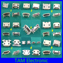 9Models 450pc 5p 5pin Mini Micro USB Jack Charging Socket Connector for ASUS Samsung HTC Lenovo ZTE Mobile Phone Tablet pc mid